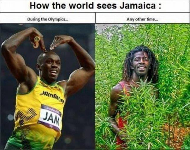 View joke - How the world sees Jamaica